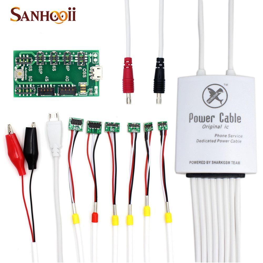 6 in 1 Batterie Aktivierung Board & Stromversorgung Telefon Strom ...