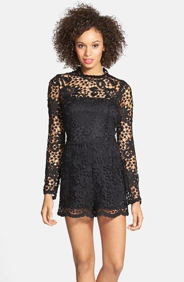 62b4dd3bf7d Pre owned Charlie Jade Lace Romper Pre owned Charlie Jade Romper. Still in  excellent condition Charlie Jade Other