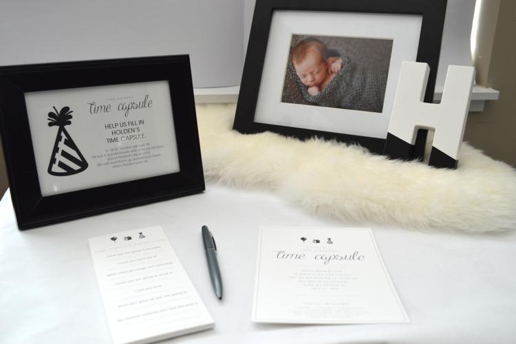 Free Birthday Printables Boy ~ 1st birthday time capsule: free printables time capsule free
