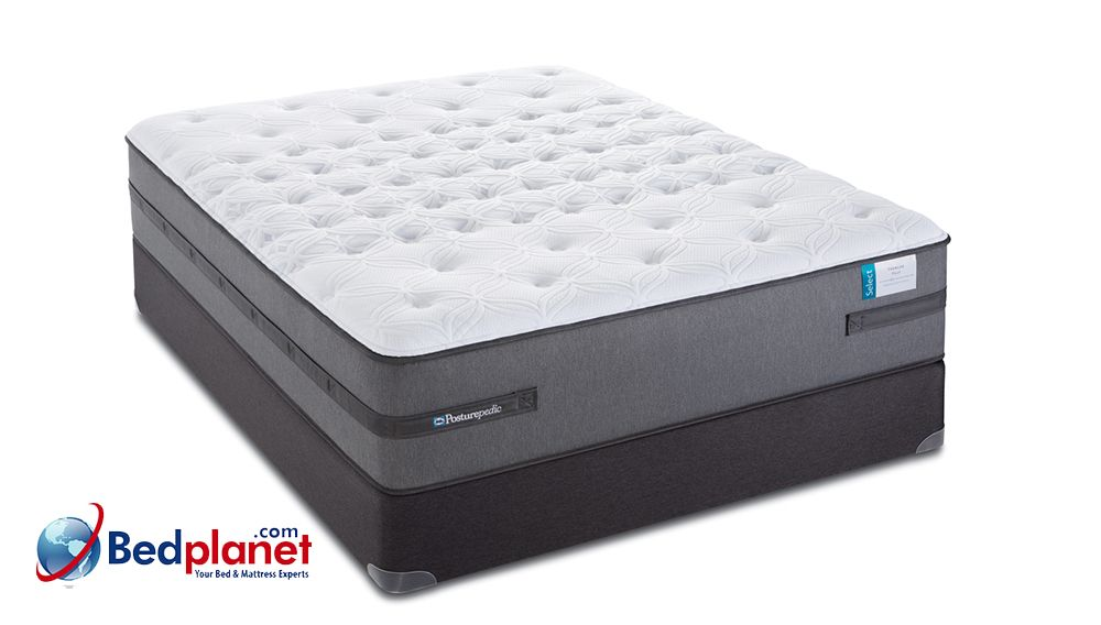 Sealy Posturepedic Hybrid Thurloe Plush Mattress Bedplanet Bed Planet Bedplanet Com Mattress Sealy Hybrid Mattress Hybrid Mattress