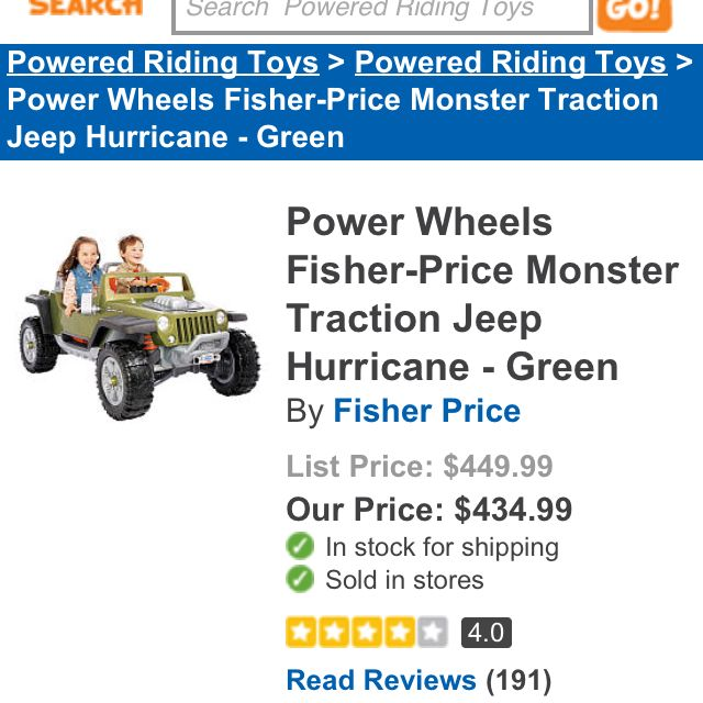 Pin By Kaycey Adair On Carter Needs Fisher Price Power Wheels