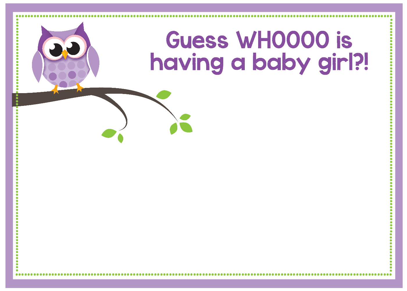Free Printable Owl Baby Shower Invitations Other Printables – Free Customizable Printable Baby Shower Invitations