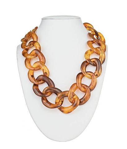 Design darling short tortoiseshell necklace for Real tortoise shell jewelry