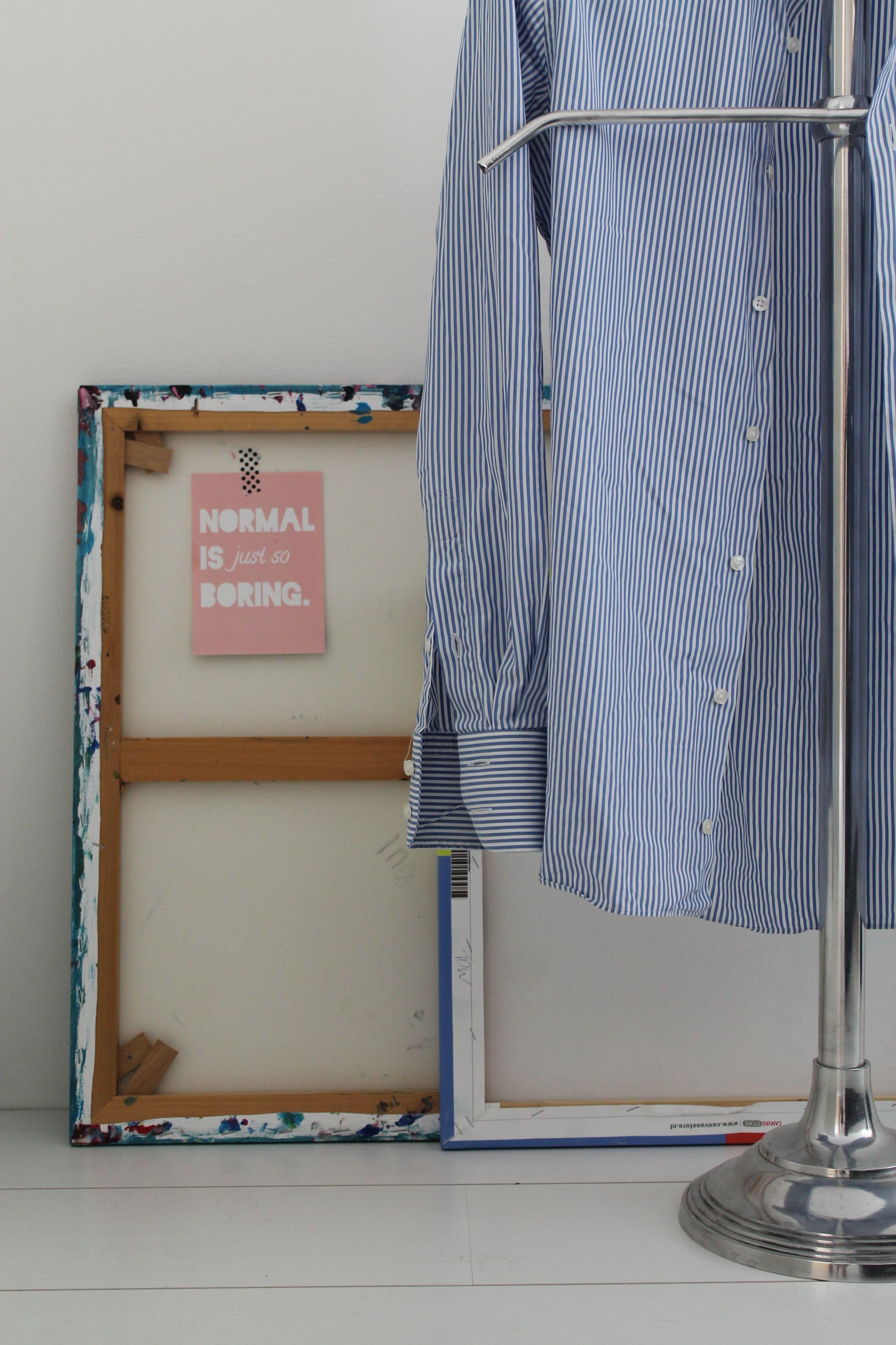 bedroom // zolder // canvas // whiteliving