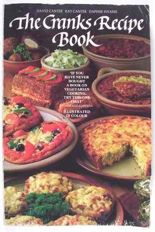 The cranks recipe book vegetarian cooking used books vintage china the cranks recipe book vegetarian cooking used books vintage china linens kitchenware collectibles 1980s wholefood book forumfinder Gallery