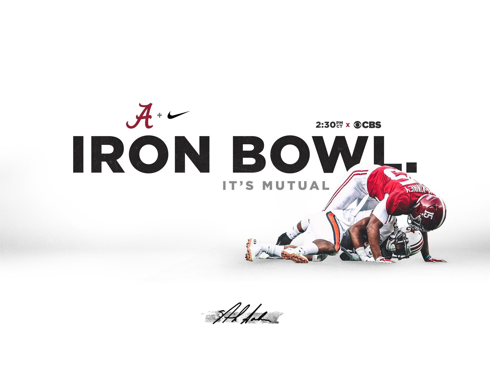 Trenches On Twitter Alabama Football Iron Bowl Sports Design Inspiration