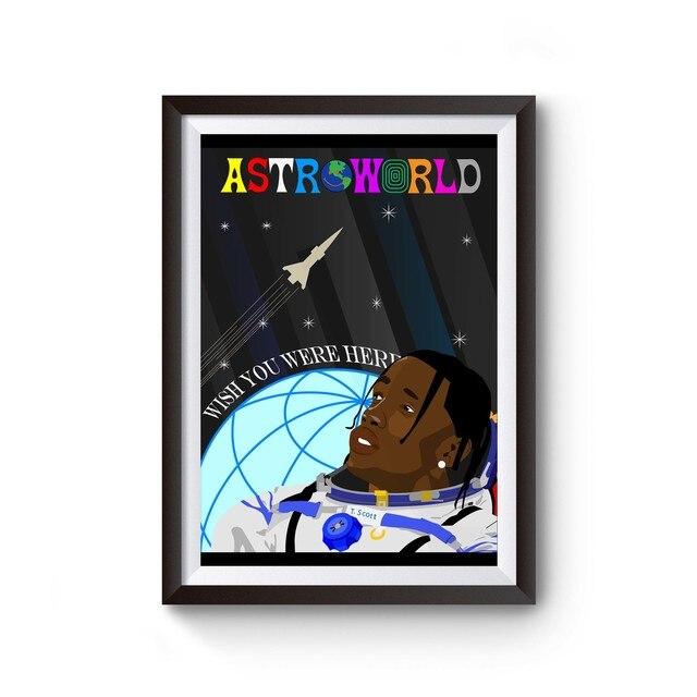 Travis Scott Astroworld 2 Poster In 2020 Travis Scott Astroworld Travis Scott Poster