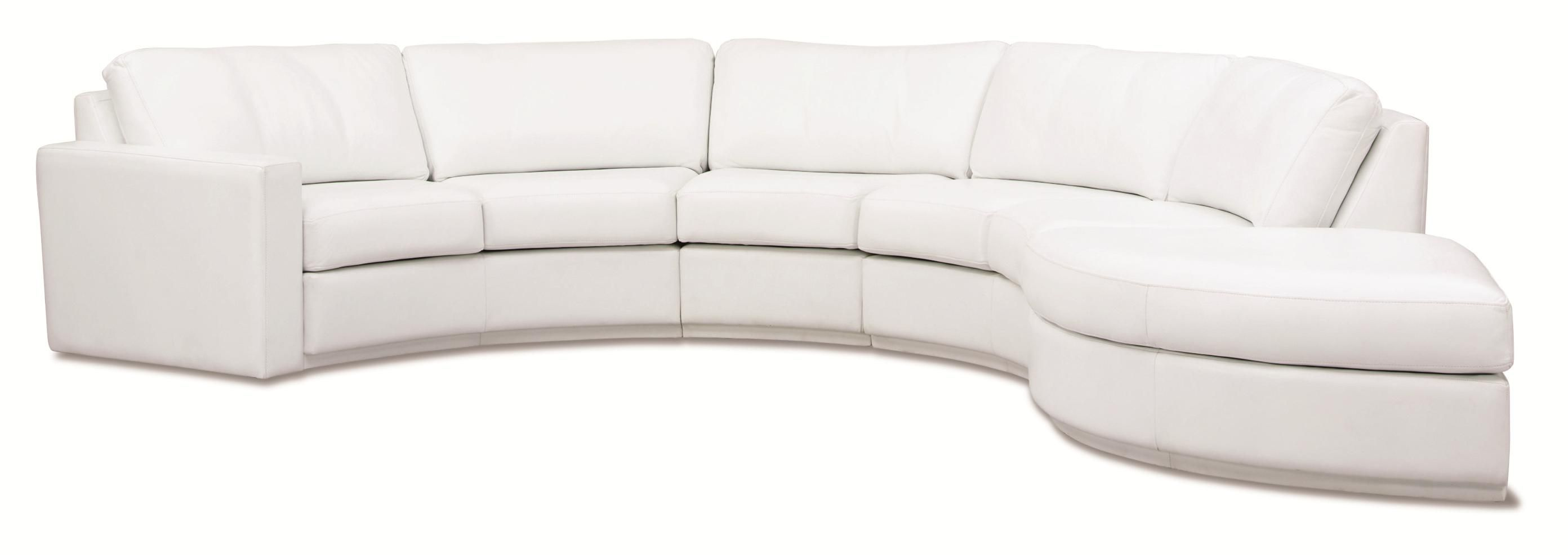 Cosmopolitan Sectional Sofa by Elite Leather is is the one