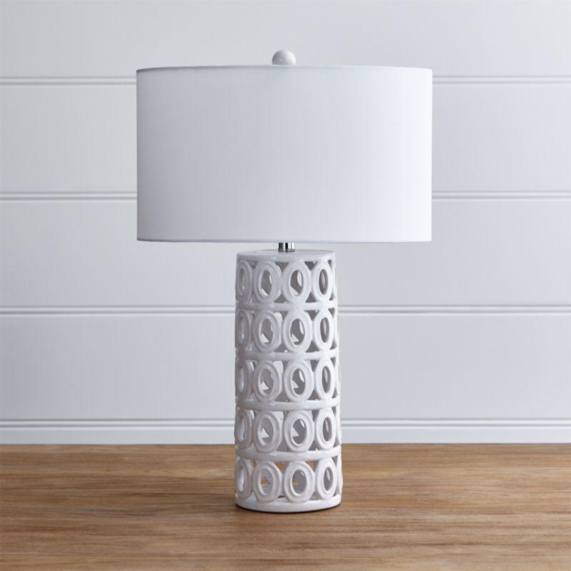 Cote Table Lamp Lamp Table Lamp Ceramic Table