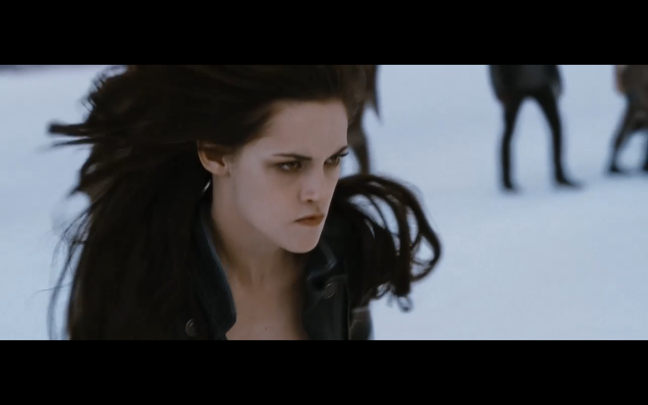 don't mess with a mother. twilight / breaking dawn