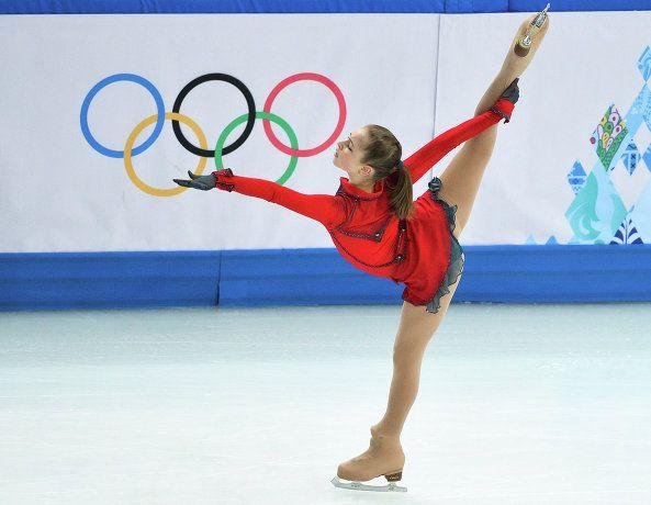 Julia Lipnitskaia : « Je ne vais quand même pas faire du patinage artistique toute ma vie, non ? »