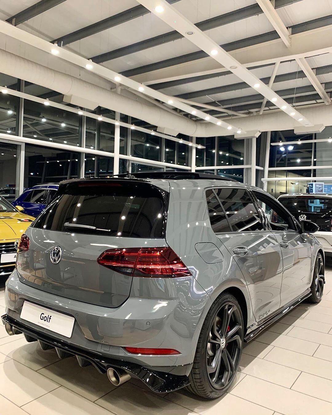Nardo Grey Gti : nardo, Volkswagen