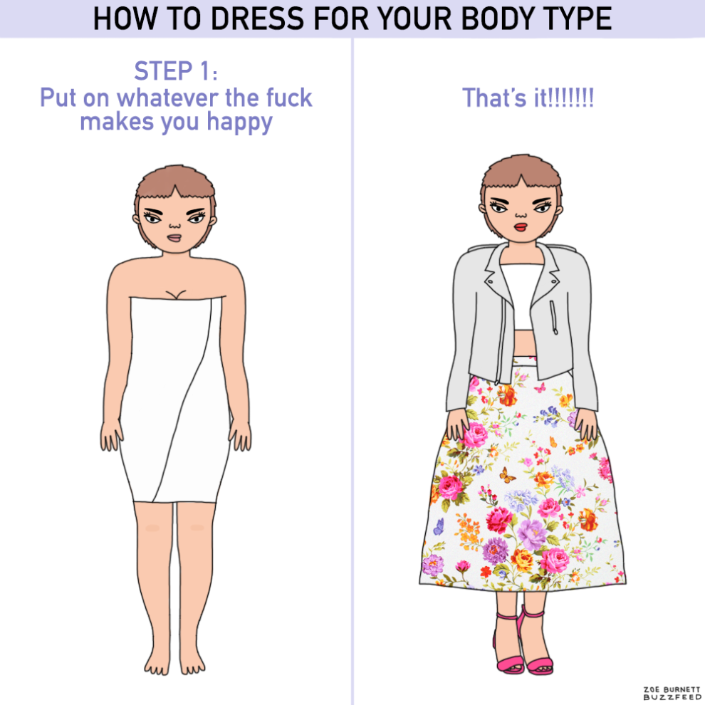 26 Body Positive Memes For Confident Queens