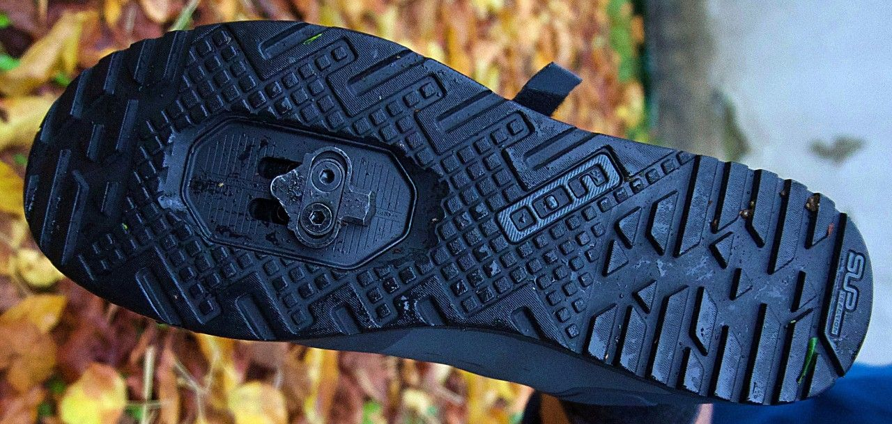 Ion S Rascal Clipless Mtb Shoe Has Stiff Sole But Is Flexible