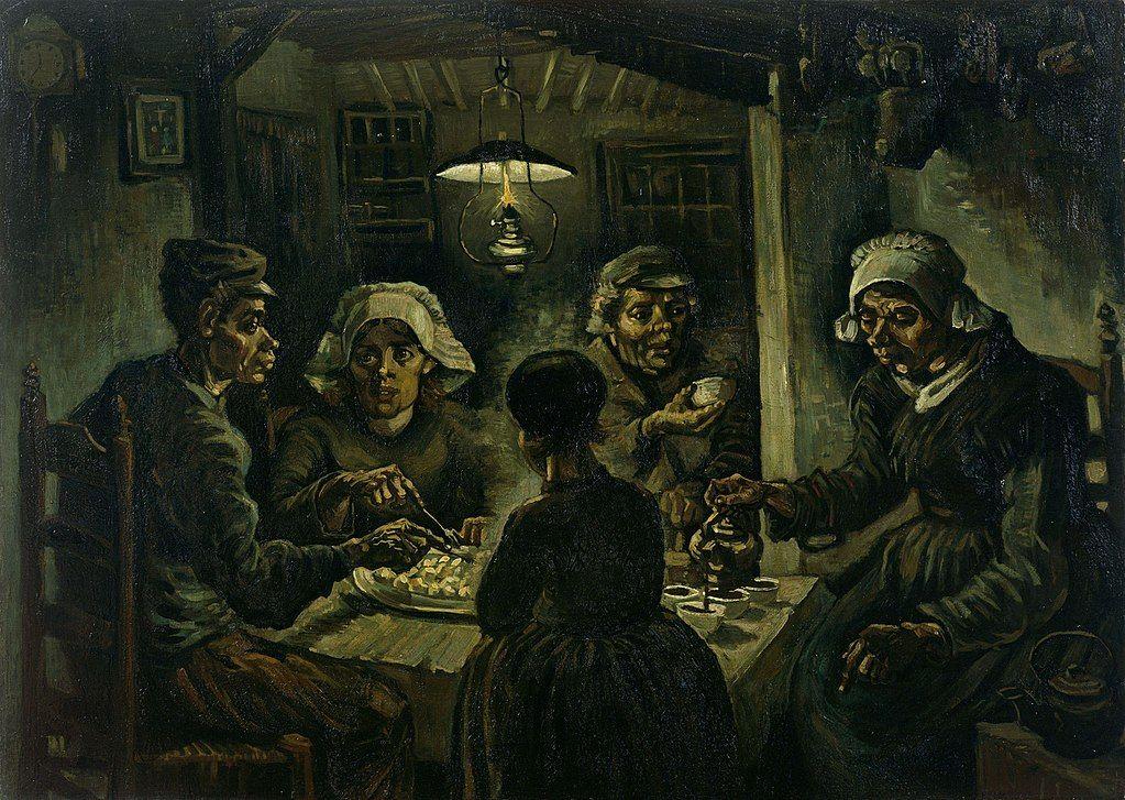 Van Gogh Suas 5 Principais Pinturas Em 2020 Van Gogh Pinturas