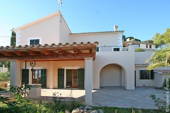 Mallorca galilea villa en estilo casa de campo mediterraneo con sensacionales vistas - Casa de campo mallorca ...