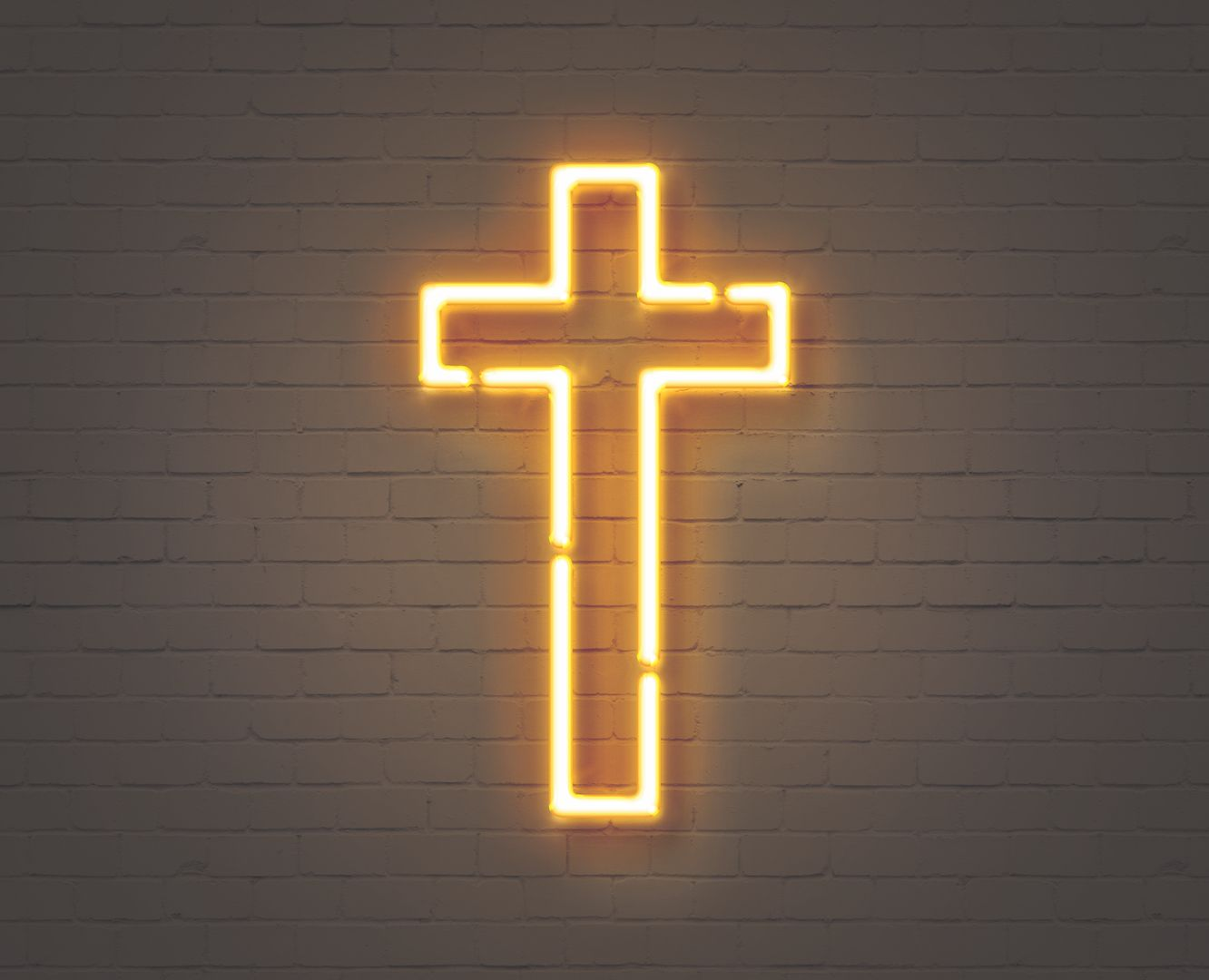 Yellow Neon Cross Sign Of Christianity Jesus Christianity Jesusquotes Wallpaper Wallpaper For Ip Cross Wallpaper Jesus Wallpaper Yellow Aesthetic Pastel