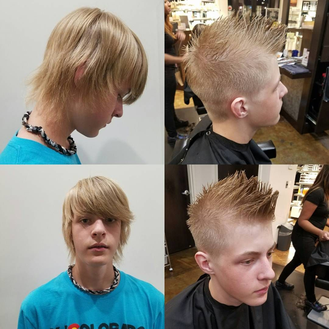 Men's Hair, Haircuts, Fade Haircuts, short, medium, long, buzzed, side part, lon...