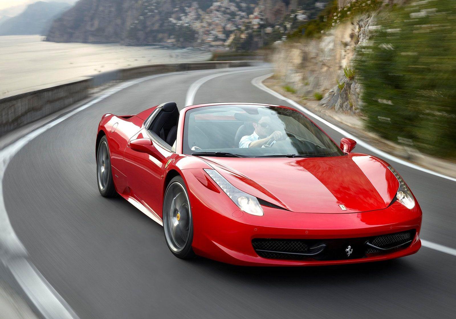 Cabrio E Spider Che Passione Going Fast Standing Still Ferrari