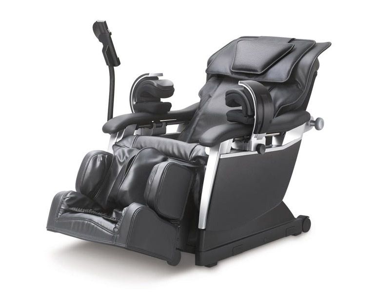osim idesire - world's first intelligent full body massage chair
