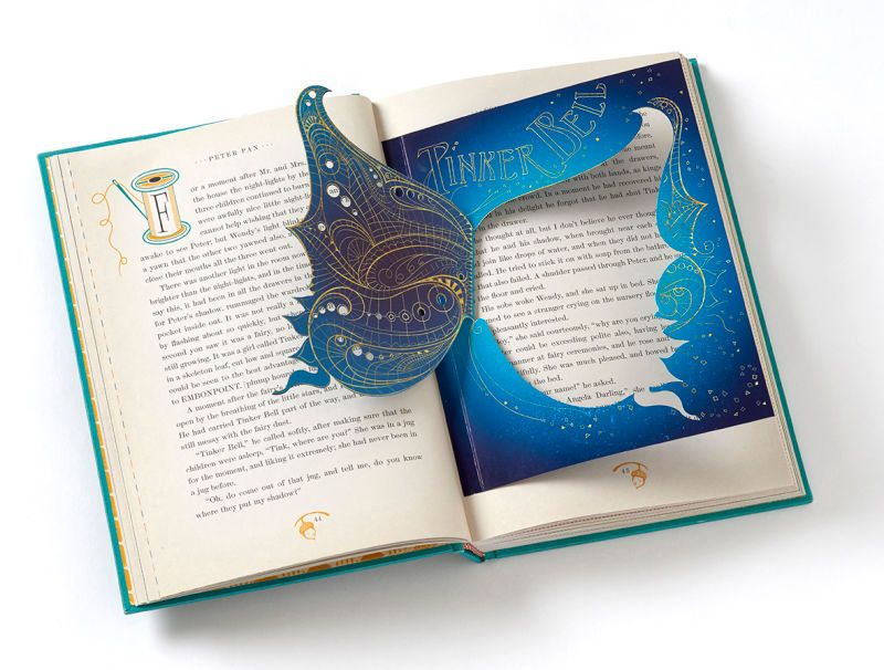 These Brand New Peter Pan Illustrations Will Absolutely Make You Believe in Fairies