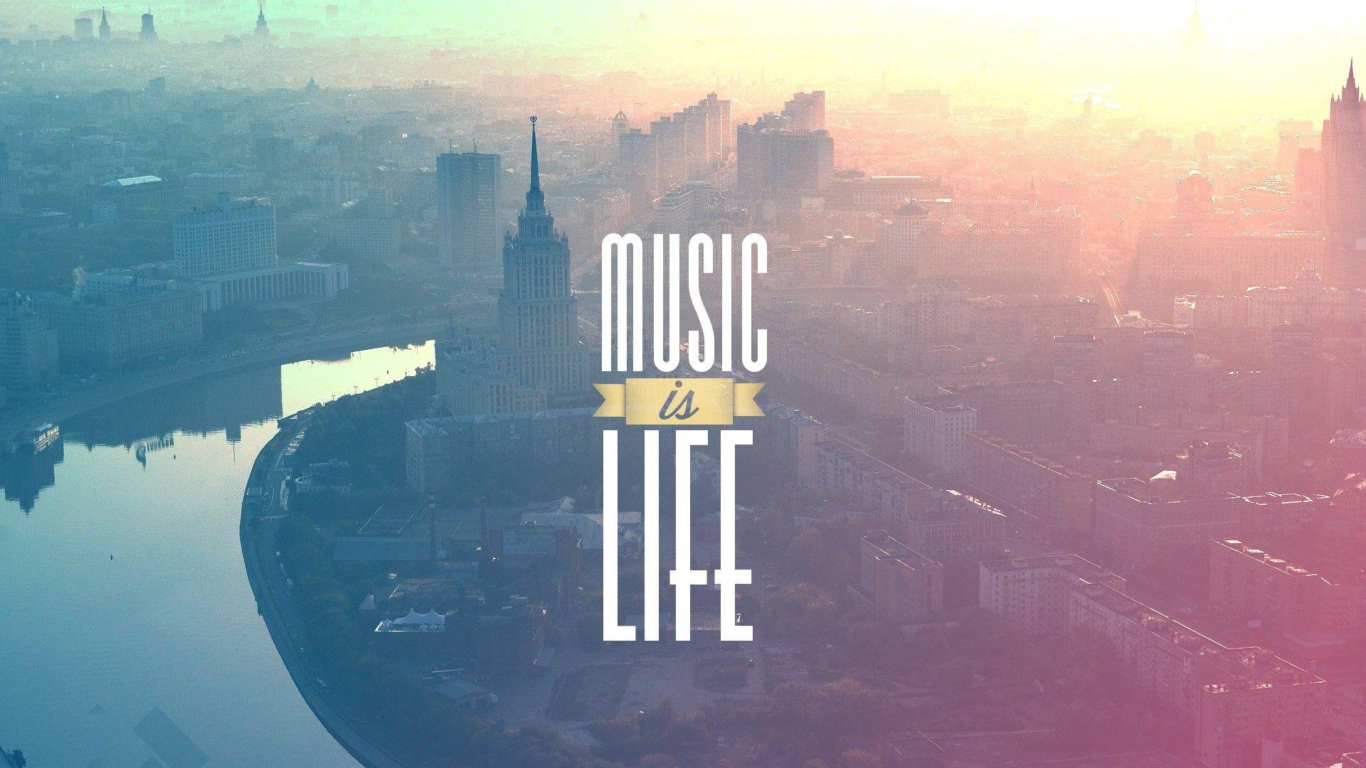 Resultado de imagem para music is life tumblr