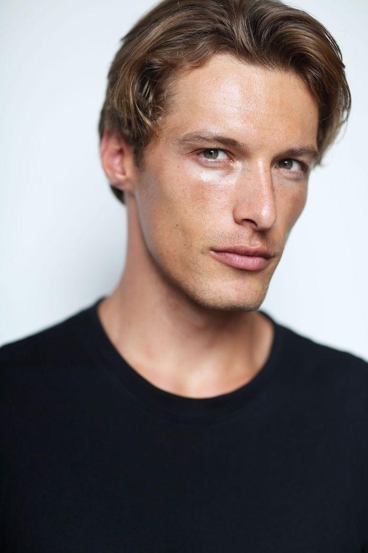 Dylan Armstrong - DNA Models Men 2017 Polaroids/Portraits (Polaroids/Digitals)