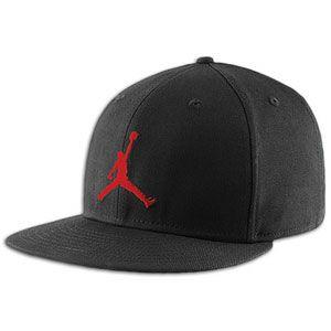 343fe4379e77e Jordan Jumpman True Fitted Cap - Mens