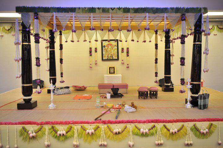Mantap Hindu Wedding Decorations