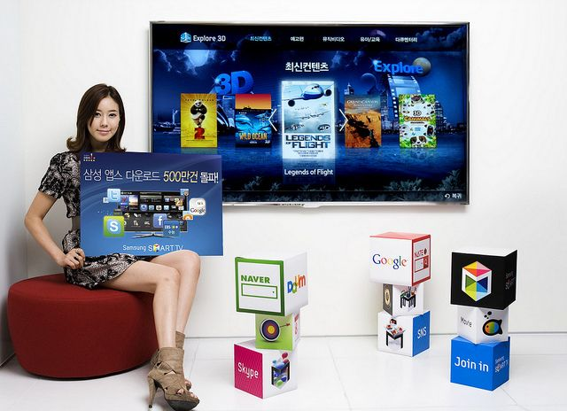 Samsung Apps for TV Reaches 5 Millionth Download Milestone