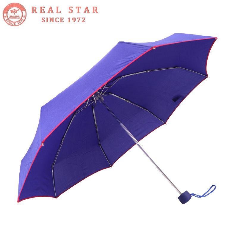 Windproof Folding Umbrellas With Cute Hand-printed Halloween Printed Travel Umbrella