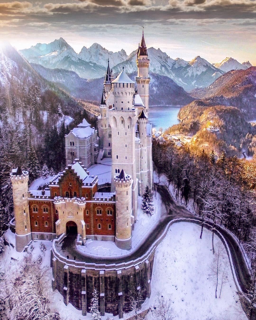 mrchenhafte deutschland zauberhaft wirklich einfach orte ...