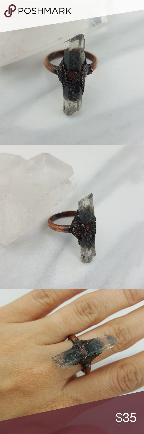 Karma • Lemurian Smoky Quartz Copper Ring LEMURIAN SMOKY QUARTZ: Karmic Cleans...,  #Cleans #... #smokyquartz Karma • Lemurian Smoky Quartz Copper Ring LEMURIAN SMOKY QUARTZ: Karmic Cleans...,  #Cleans #Copper #Electroformedjewelryrings #Karma #Karmic #Lemurian #Quartz #ring #Smoky #smokyquartz Karma • Lemurian Smoky Quartz Copper Ring LEMURIAN SMOKY QUARTZ: Karmic Cleans...,  #Cleans #... #smokyquartz Karma • Lemurian Smoky Quartz Copper Ring LEMURIAN SMOKY QUARTZ: Karmic Cleans...,  #C #smokyquartz
