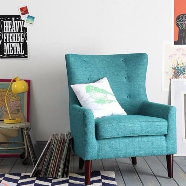 Tela tapiceria sillon garnica sillones para local - Tapizar sofa ...
