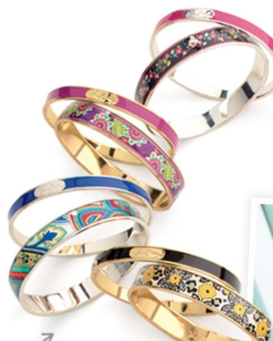 Such Cute Bracelets Love Vera Bradley