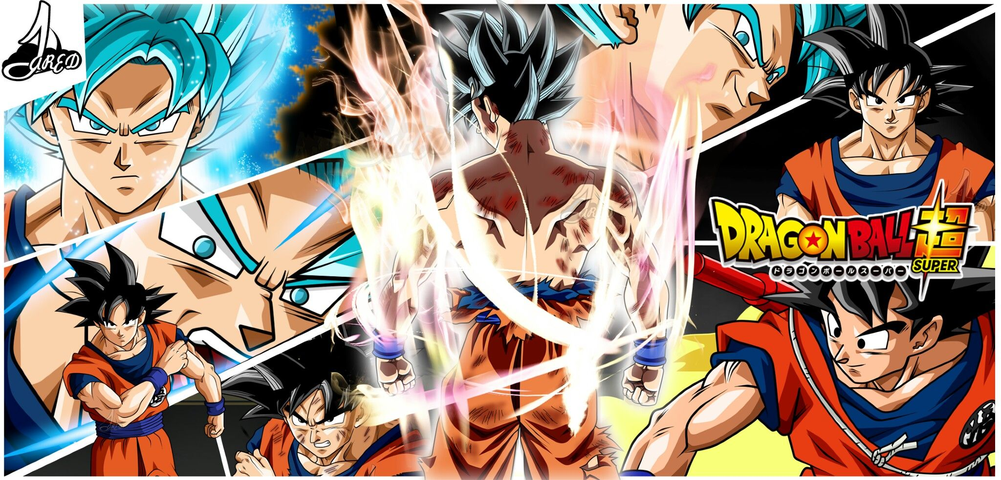 All Forms Of Goku Com Imagens Dragoes Dragon Ball Dragon