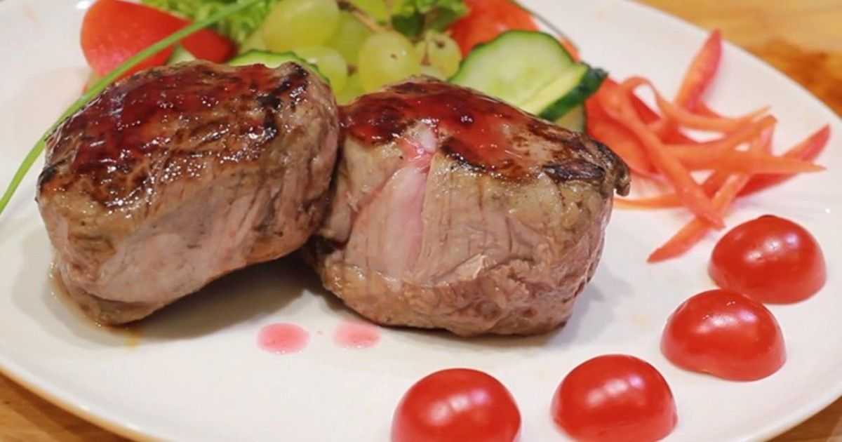 Маринад для медальонов из говядины рецепт форум — photo 4
