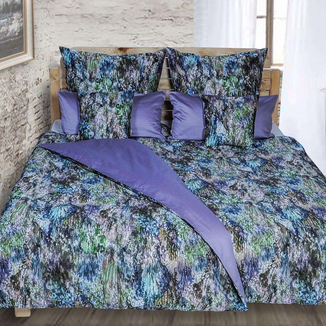 Momm Feine Bettwasche Wendebettwasche Dalia Bettwasche Bett