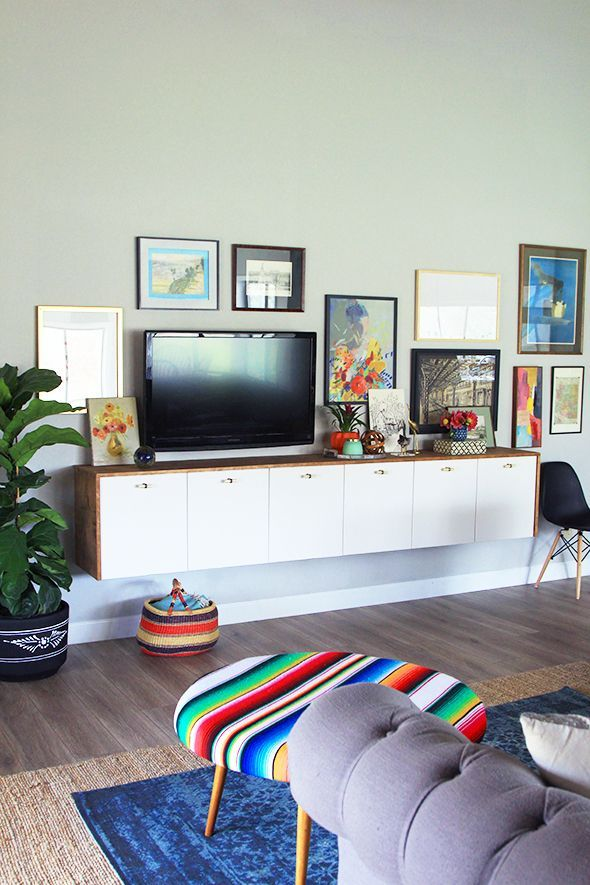 die besten 25 credenza ikea ideen auf pinterest h ngende schr nke anrichte und ikea tv. Black Bedroom Furniture Sets. Home Design Ideas