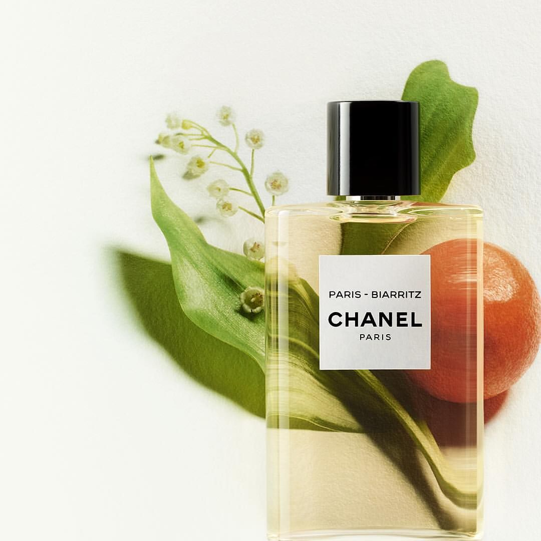 67bae7958e PARIS-BIARRITZ CHANEL | Scents by note in 2019 | Chanel paris ...