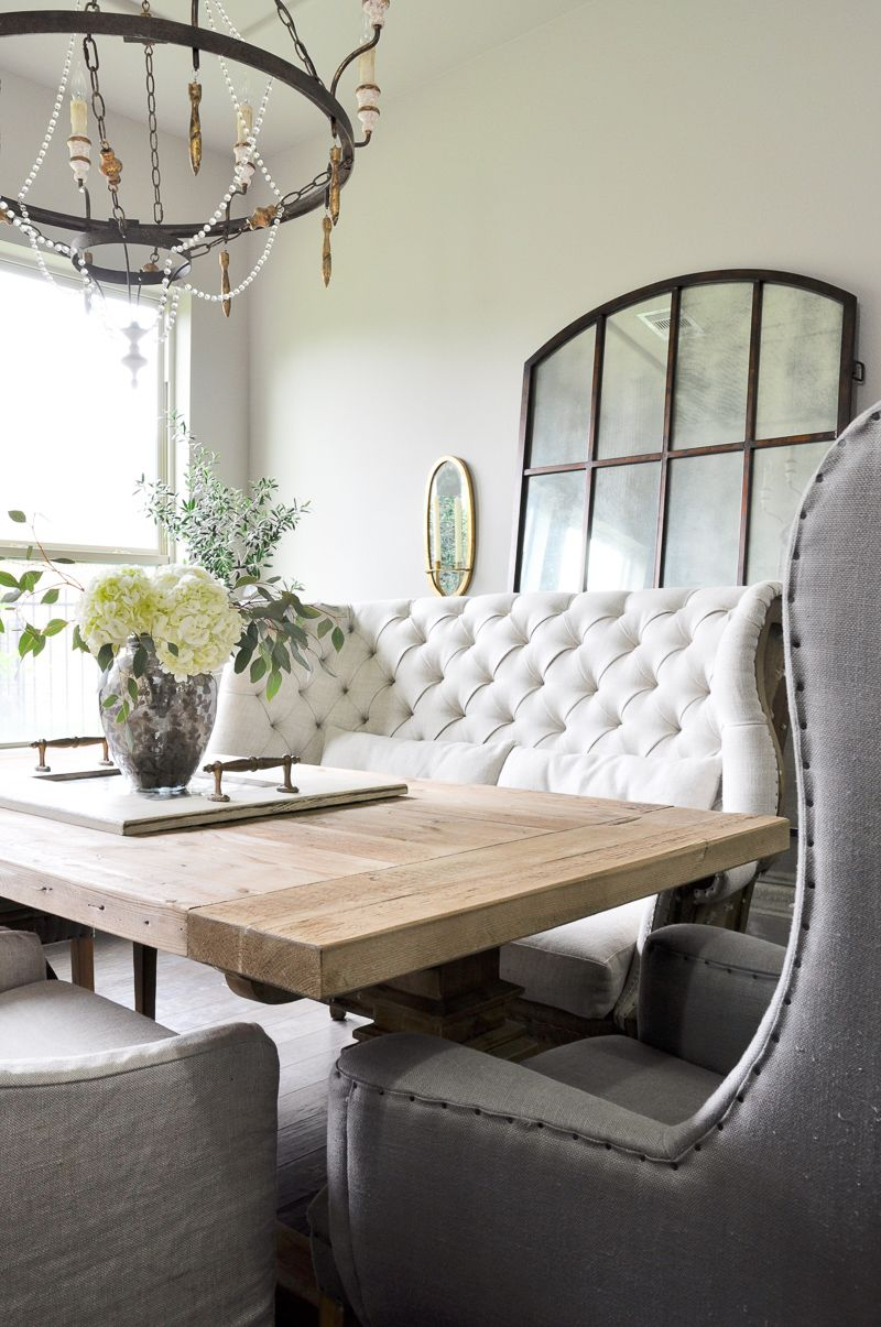 Dining Room Tour Decor Gold Designs Dining Room Sofa Farmhouse Dining Room Dining Sofa