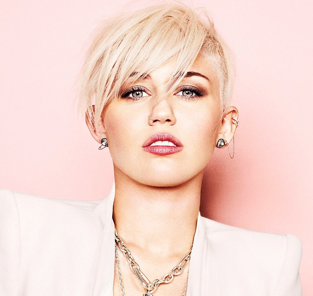 Its Miley Btch Miley Pinterest Miley Cyrus Short Hair And