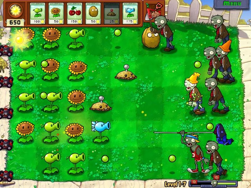 Links for iOS games courtesy of EPBOT Ipad games, Plants