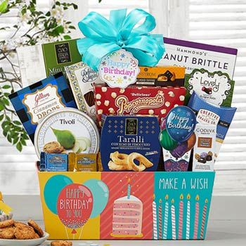 Gourmet Birthday Gift Basket See More At Tbasketpros