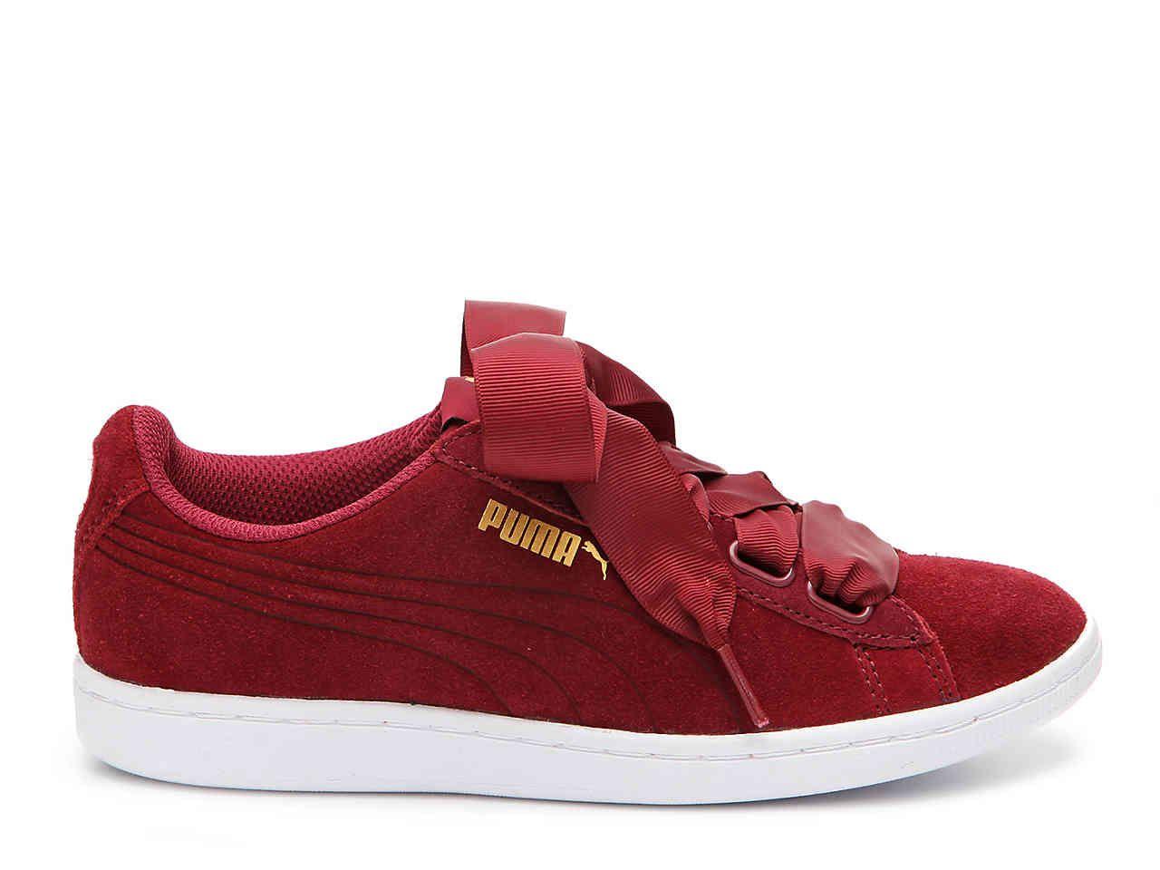 Puma Vikky Ribbon Sneaker - Women's