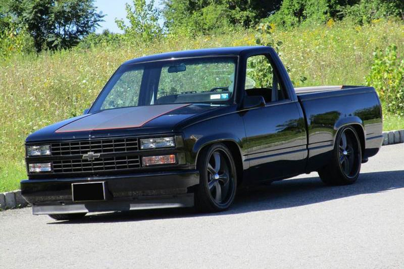 1991 Chevrolet C1500 Custom Pickup In 2020 Custom Chevy Trucks Chevy Silverado Single Cab C10 Chevy Truck