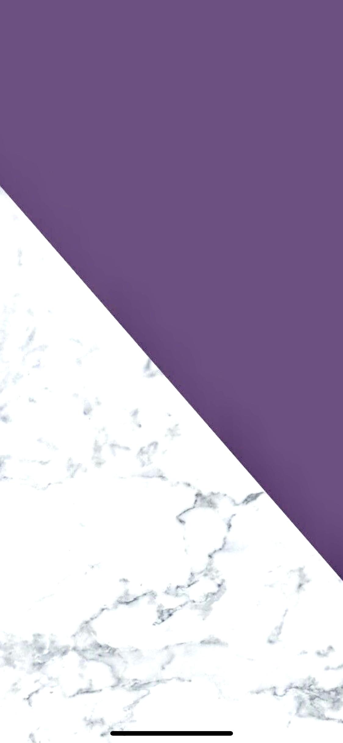 Iphone Purple Marble Wallpaper