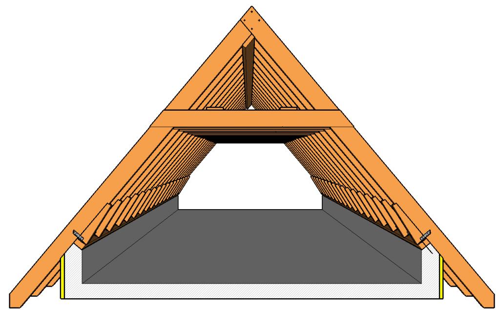 kehlbalkendach dachkonstruktion pinterest building. Black Bedroom Furniture Sets. Home Design Ideas