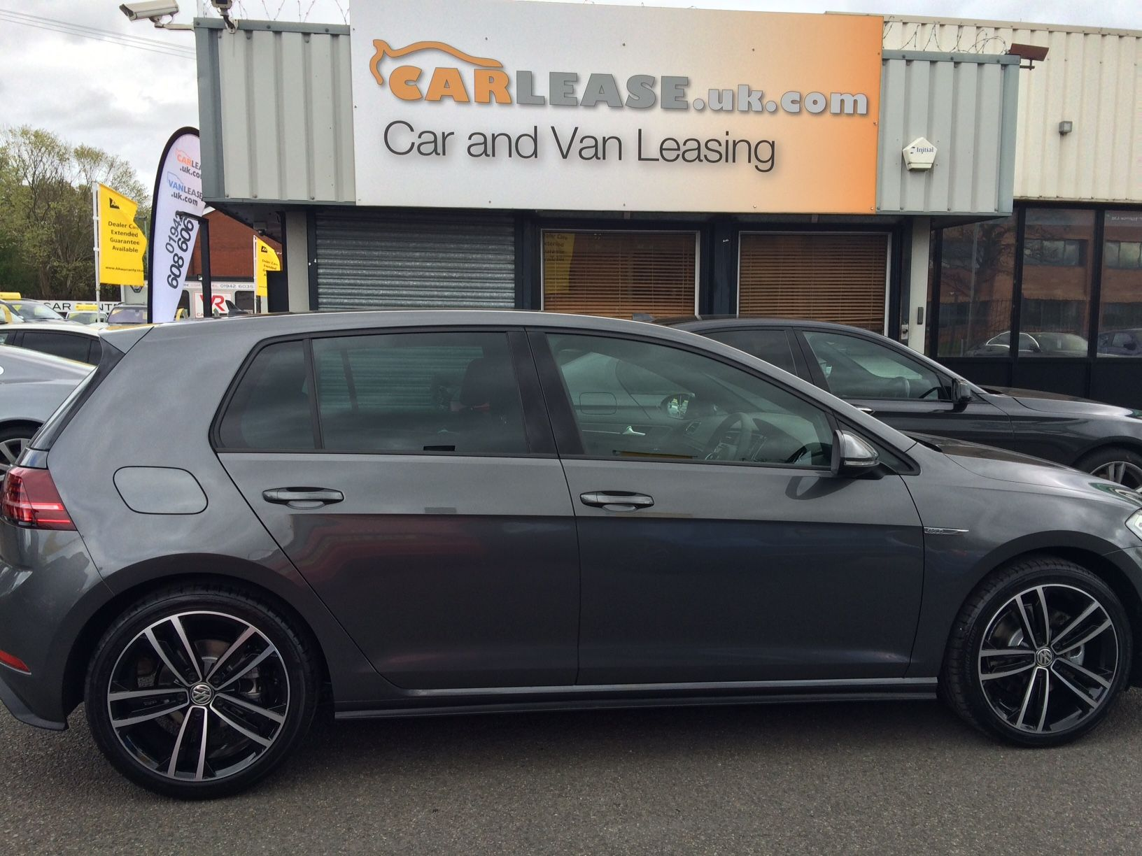 The Volkswagen Golf Gtd Carleasing Deal One Of Many Cars And Vans Available