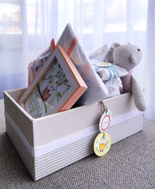 Canastilla Regalo Recien Nacido Canastillas De Bebe Bebe Regalos Para Bebé